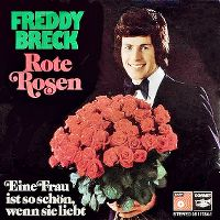 Cover Freddy Breck - Rote Rosen