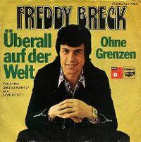 Cover Freddy Breck - Überall auf der Welt