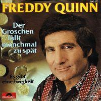 Cover Freddy Quinn - Der Groschen fällt manchmal zu spät