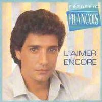 Cover Frédéric François - L'aimer encore