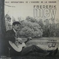 Cover Frederik Mey - La mort du pauvre homme