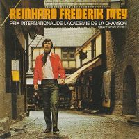 Cover Frederik Mey - Prix international de l'academie de la chanson