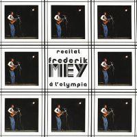 Cover Frederik Mey - Récital à l'Olympia
