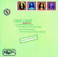 Cover Free - Free Live!