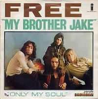 Cover Free - My Brother Jake