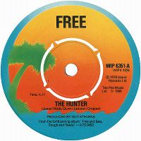 Cover Free - The Hunter