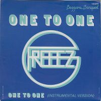 Cover Freeez - One To One