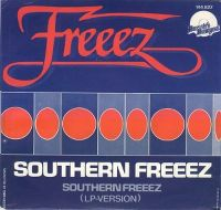 Cover Freeez - Southern Freeez