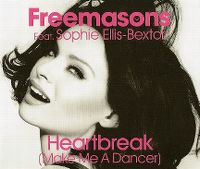 Cover Freemasons feat. Sophie Ellis-Bextor - Heartbreak (Make Me A Dancer)