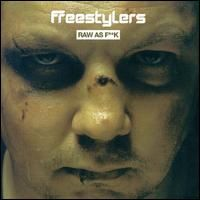 Cover Freestylers - Raw As F**k