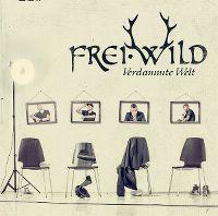 Cover Frei.Wild - Verdammte Welt