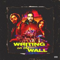 Cover French Montana feat. Post Malone, Cardi B & Rvssian - Writing On The Wall