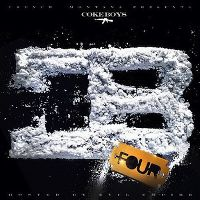 Cover French Montana pres. CokeBoys - Four