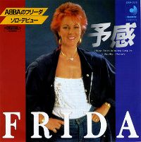 Cover Frida - I Know There's Something Going On