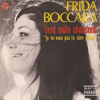 Cover Frida Boccara - Cent mille chansons