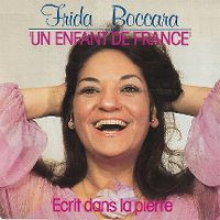 Cover Frida Boccara - Un enfant de France
