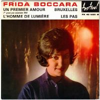 Cover Frida Boccara - Un premier amour