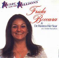 Cover Frida Boccara & De Mastreechter Staar - Frida Boccara & De Mastreechter Staar
