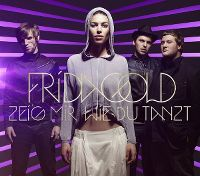 Cover Frida Gold - Zeig mir wie du tanzt