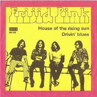 Cover Frijid Pink - House Of The Rising Sun