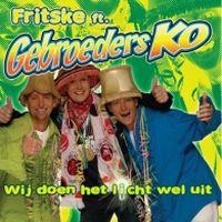 Cover Fritske feat. Gebroeders Ko - Wij doen het licht wel uit
