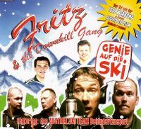 Cover Fritz & The Downhill Gang - Genie auf die Ski