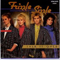 Cover Frizzle Sizzle - Talk It Over