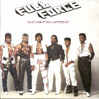 Cover Full Force - Alice, I Want You Just For Me