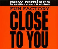 Cover Fun Factory - Close To You
