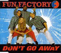 Cover Fun Factory - Don't Go Away