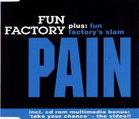 Cover Fun Factory - Pain
