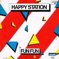 Cover Fun Fun - Happy Station