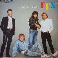 Cover Fux - Überdosis Glück