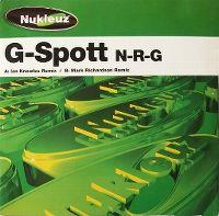 Cover G-Spott - N-R-G