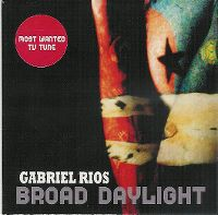 Cover Gabriel Rios - Broad Daylight