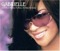 Cover Gabrielle - Don't Need The Sun To Shine (To Make Me Smile)