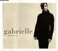 Cover Gabrielle - Walk On By