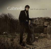 Cover Gabriello - Niet thuis vannacht