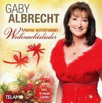 Cover Gaby Albrecht - Meine schönsten Weihnachtslieder