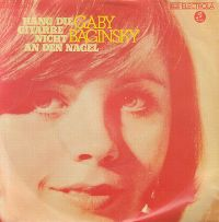Cover Gaby Baginsky - Häng die Gitarre nicht an den Nagel