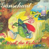 Cover Gänsehaut - Karl der Käfer