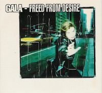 Cover Gala - Freed From Desire