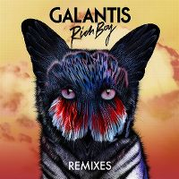 Cover Galantis - Rich Boy