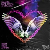 Cover Galantis, David Guetta & Little Mix - Heartbreak Anthem