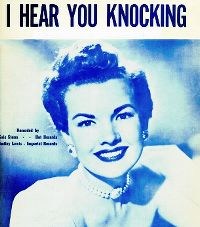 Cover Gale Storm - I Hear You Knocking
