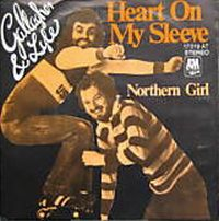 Cover Gallagher & Lyle - Heart On My Sleeve