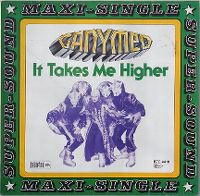 Cover Ganymed - It Takes Me Higher