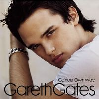 Cover Gareth Gates - Go Your Own Way