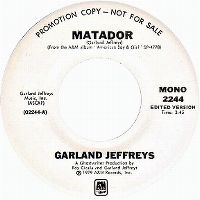 Cover Garland Jeffreys - Matador