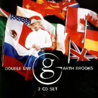 Cover Garth Brooks - Double Live